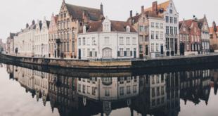 Burdan Gitmek İstemeyeceksiniz: Brugge