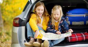 Seyahat için Zaman kaybetmeyin, bebeğinizi yolda geliştirin!
